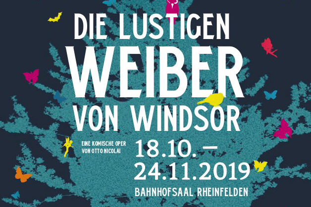 Freitag, 15. November 2019, <br>Fricktaler Operettenbühne