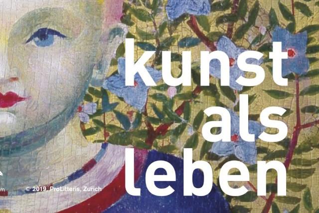 "Mittwoch, 22. Januar 2020, <br>Kunstmuseum Bern ""Itten"""
